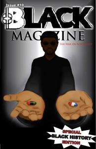 Black Magazine April 08