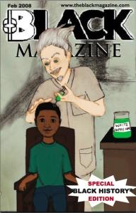 Black Magazine feb 08